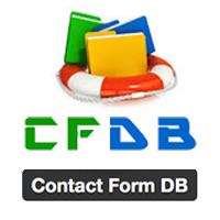 como almacenar y exportar en una base de datos los datos de los formularios de contacto en wordpress
