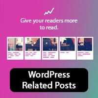 plugin de wordpress para crear enlaces con imagenes a los articulos relacionados